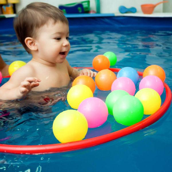 Гидрореабилитация для детей грудного возраста.