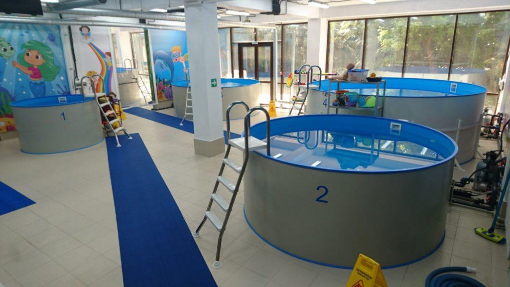Академия детского плавания, Сочи
