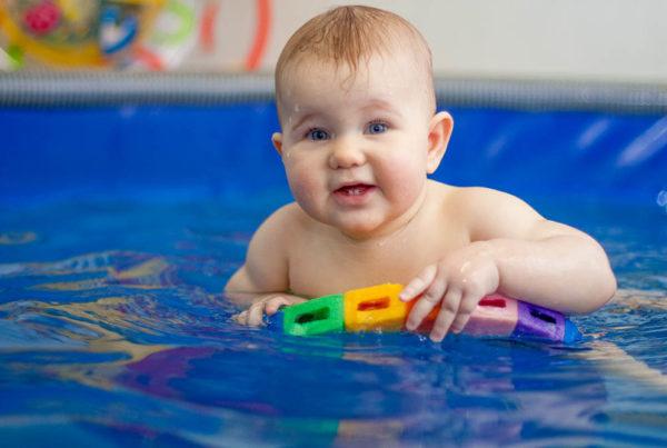 Плавание для детей грудного и дошкольного возраста. Продвинутый тренинг.