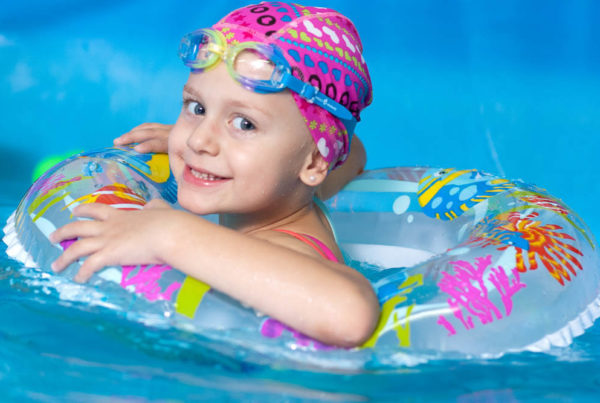 Курс Плавание для дошкольников
